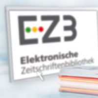EZB Elektronische Zeitschriftenbibliothek