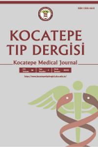 Kocatepe Medical Journal