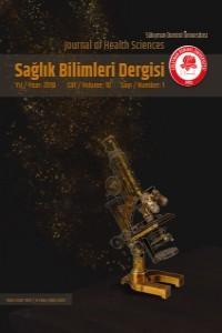 Suleyman Demirel University The Journal of Health Science