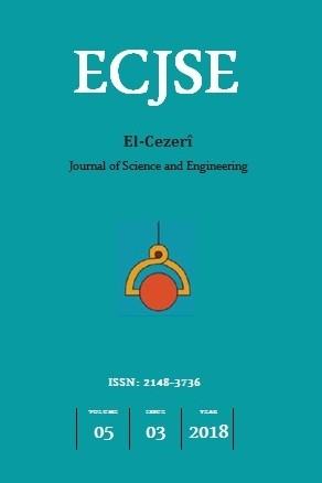 El-Cezeri Journal of Science and Engineering