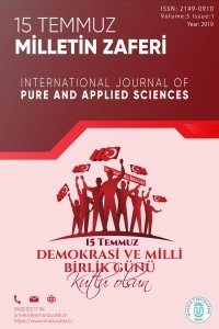 International Journal of Pure and Applied Sciences