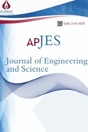 Academic Platform Journal of Engineering and Science
