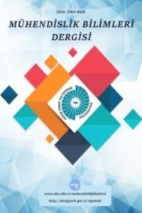Omer Halisdemir University Journal of Engineering Sciences