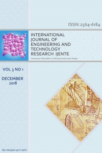 International Journal of Engineering and Technology Research