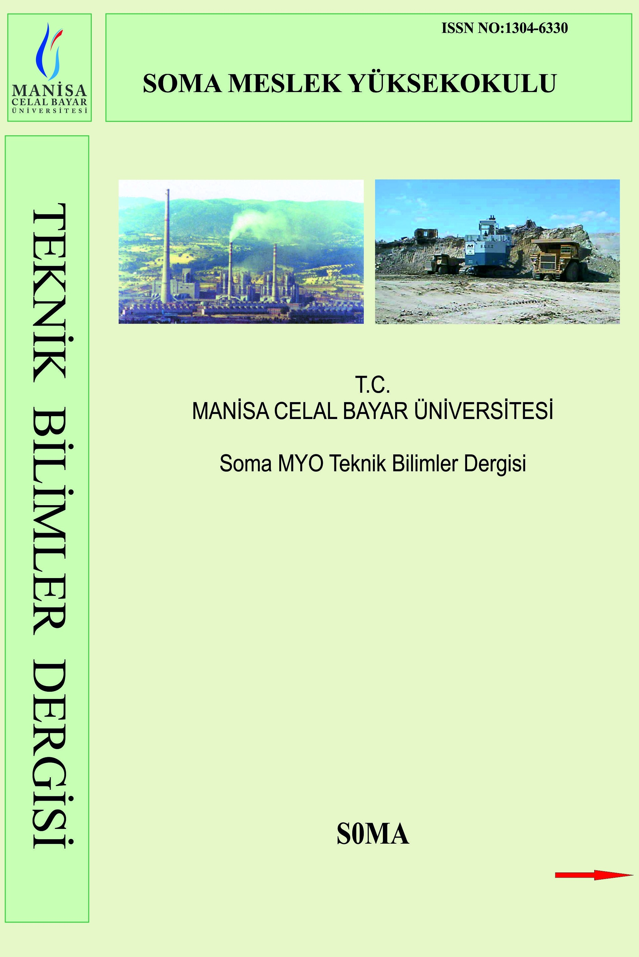 Soma Vocational School Technical Sciences Journal