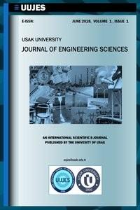 Usak University Journal of Engineering Sciences