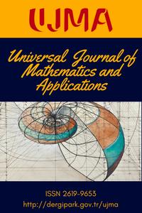 Universal Journal of Mathematics and Applications