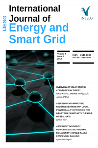 International Journal of Energy and Smart Grid