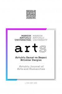 ARTS: Artuklu Journal of Arts and Humanities