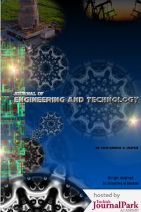 Journal of Engineering and Technology