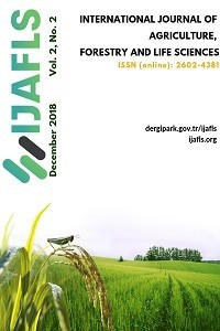 International Journal of Agriculture Forestry and Life Sciences